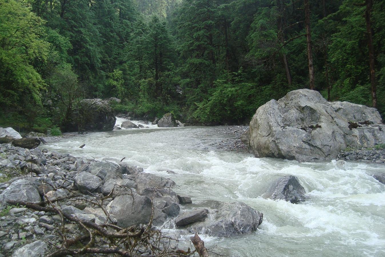 Nupche Likhu Hydropower Project